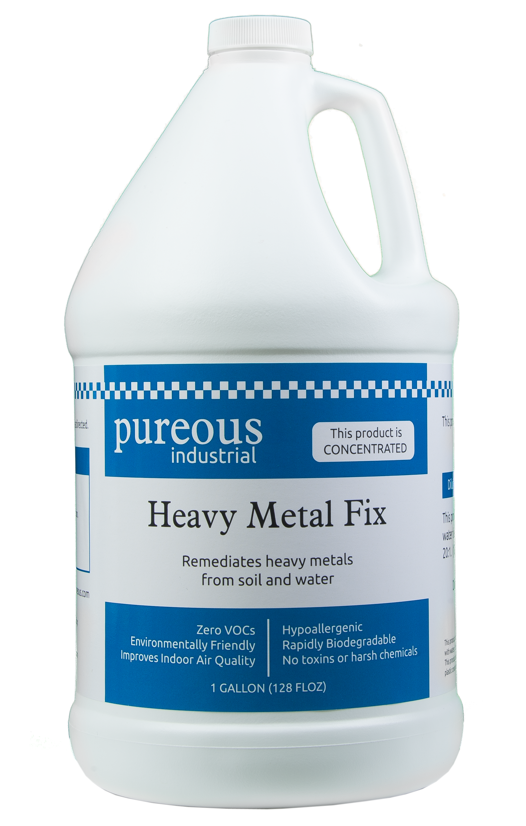 Heavy Metals Fix